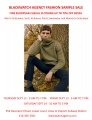 Sept 12 to 14 - Blackwatch Agency Fashion Sample Sale