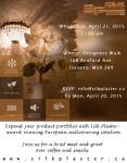 Apr 21 - The Alternative Wall Application by Silk Plaster